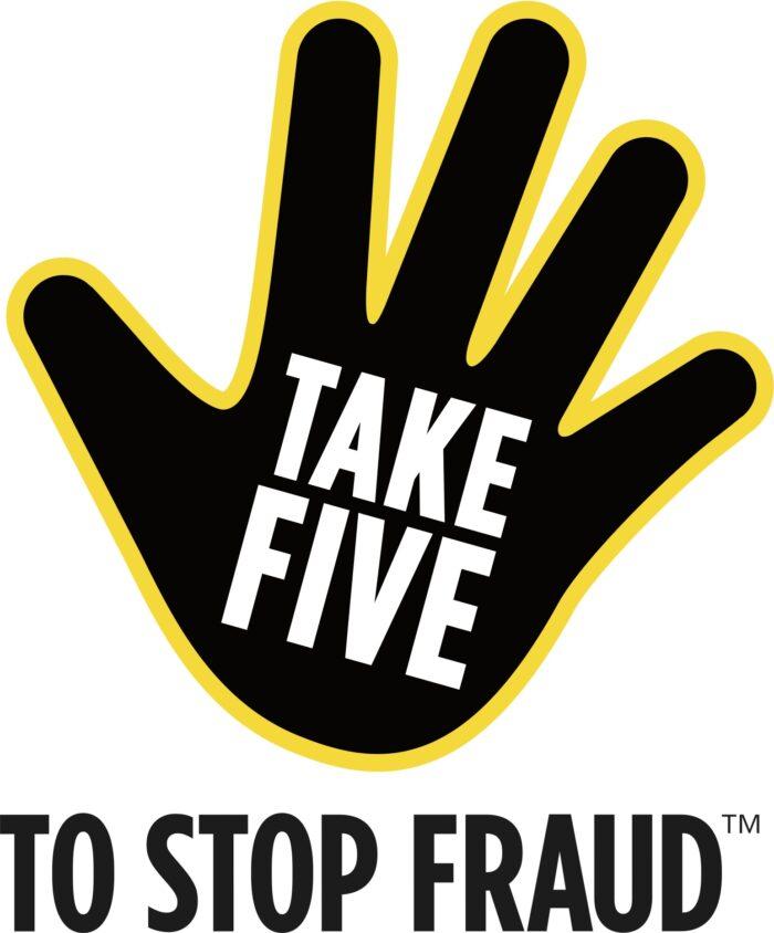 Take Five anti-fraud campaign logo